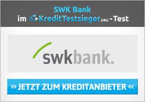 SWK Bank Geld anlegen