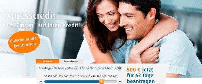 Kredit ohne Einkommensnachweis bei Xpresscredit