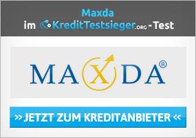 MAXDA Unfallversicherung test