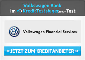 Volkswagen Bank Kredit Test
