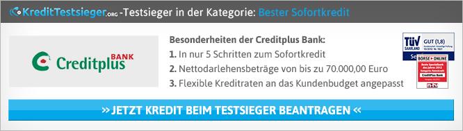 Creditplus Bank Test & Erfahrungen