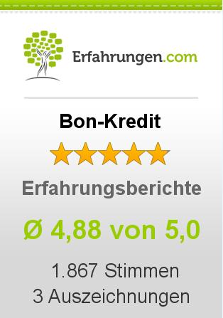 bon-kredit bewertung