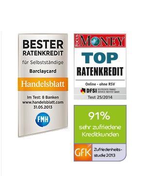 Barclaycard Bewertungen