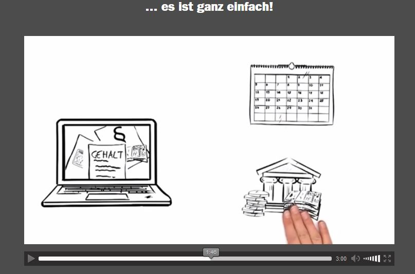 Das ist das Erklärungsvideo zum Vexcash Kredit