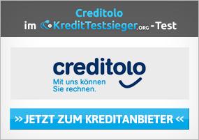 Creditolo Kredit Test