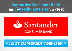 Santander Consumer Bank Kredit Test