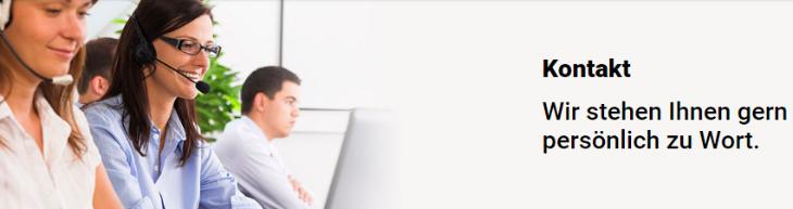 Bei einer Kreditanfrage kann auch der Cashper Kundendienst behilflich sein