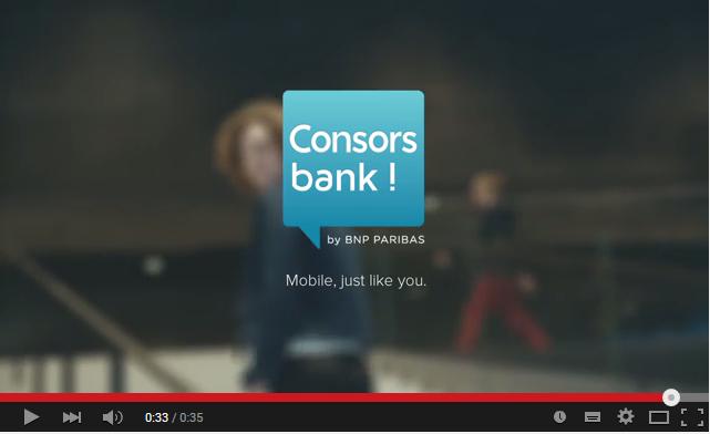 Die Consorsbank verfügt auch über ein Mobile-Angebot