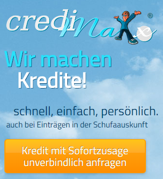 credimaxx kredit ohne schufa