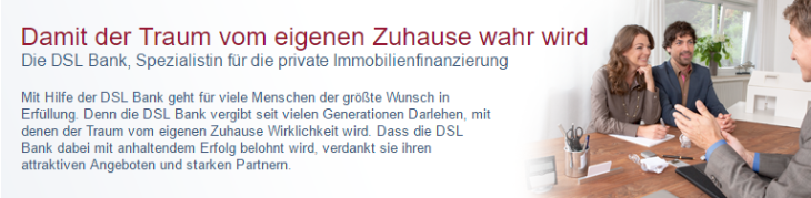 dsl bank immobilienkredit zinsen