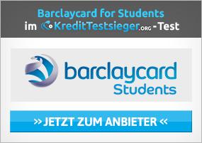Barclaycard Kreditkarte Erfahrungen auf kredittestsieger.org