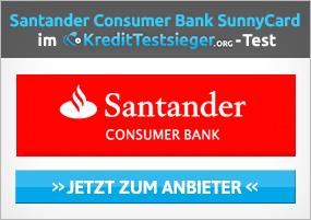Santander Consumer Bank Comfort Card