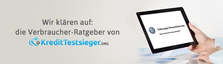 Volkswagen Bank Autofinanzierung Erfahrungen auf kredittestsieger.org