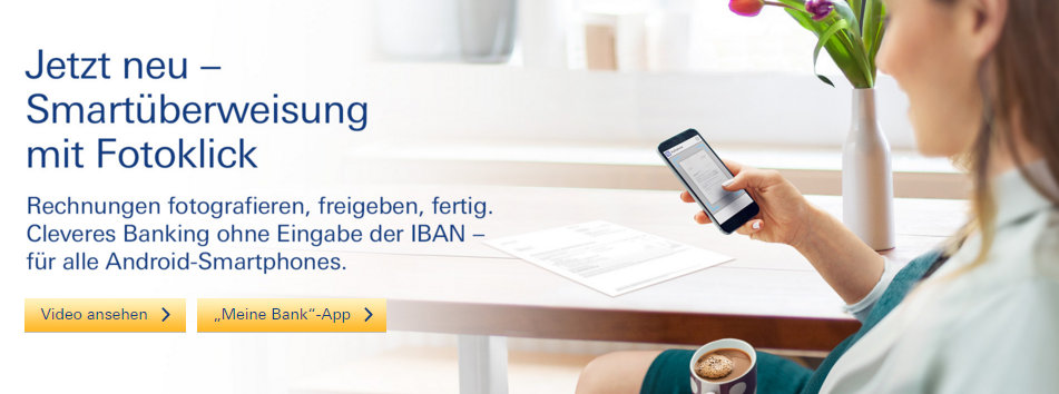 deutsche bank online banking dies ist m glich. Black Bedroom Furniture Sets. Home Design Ideas