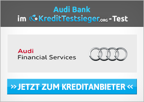 Audi Bank Kredit Test