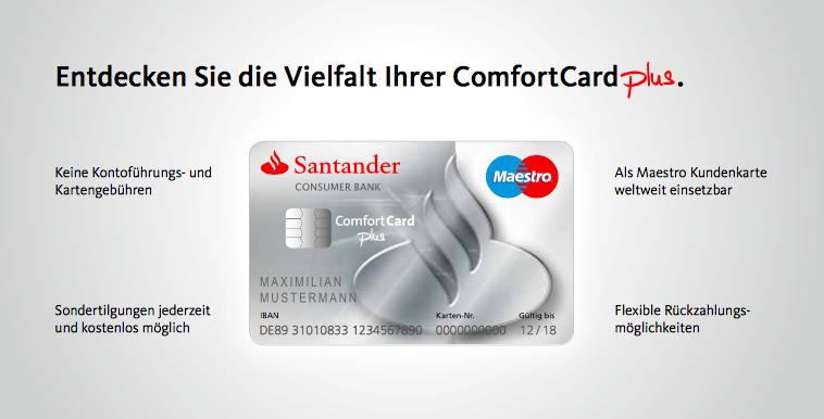 Vielfalt Comfort Card
