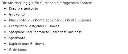 Tagesgeldkonto VW Bank