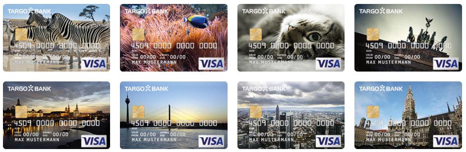 wiederaufladbare kreditkarte