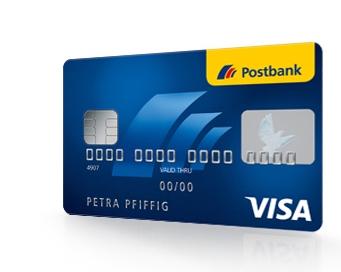 Postbank Kreditkarte