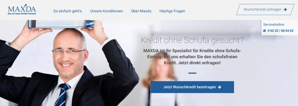 maxda Kredite