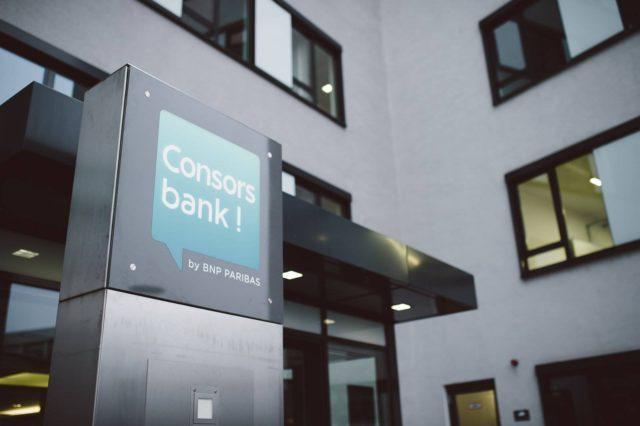 Auch deutsche Banken wie die Nürnberger Consorsbank bieten Fremdwährungskonten. Allerdings teilweise nur gegen hohe Gebühren. Foto: Pressefoto der Consorsbank