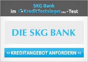 SKG Bank Privatkredit