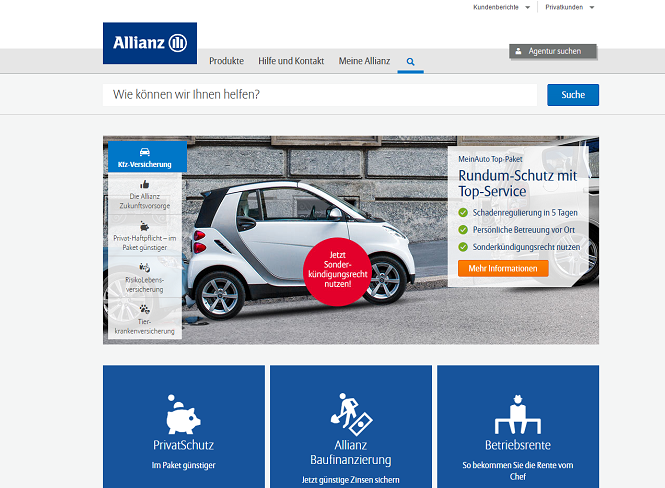 Allianz Baufinanzierung Erfahrungen