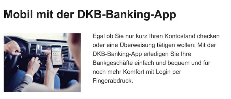 DKB Banking App