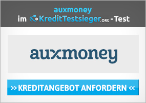 Auxmoney Sicherheit