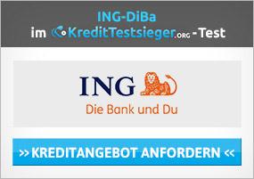 ING-DiBa Wohnkredit
