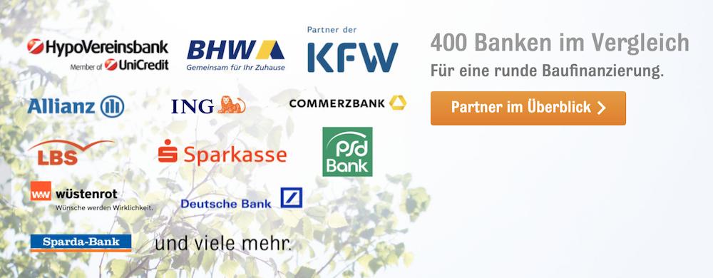 Interhyp Vergleich Banken