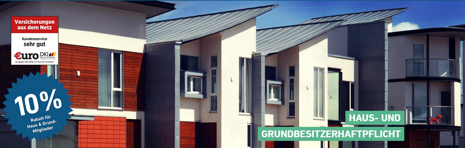 GEV Haus- und Grundbesitzerhaftpflicht