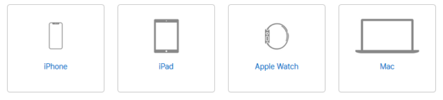 Apple Pay Geräte