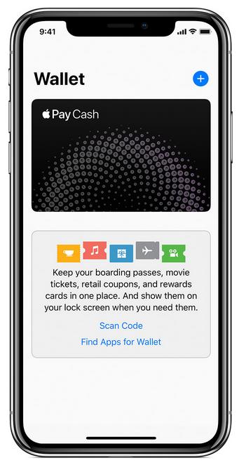 Apple Pay hinzufügen