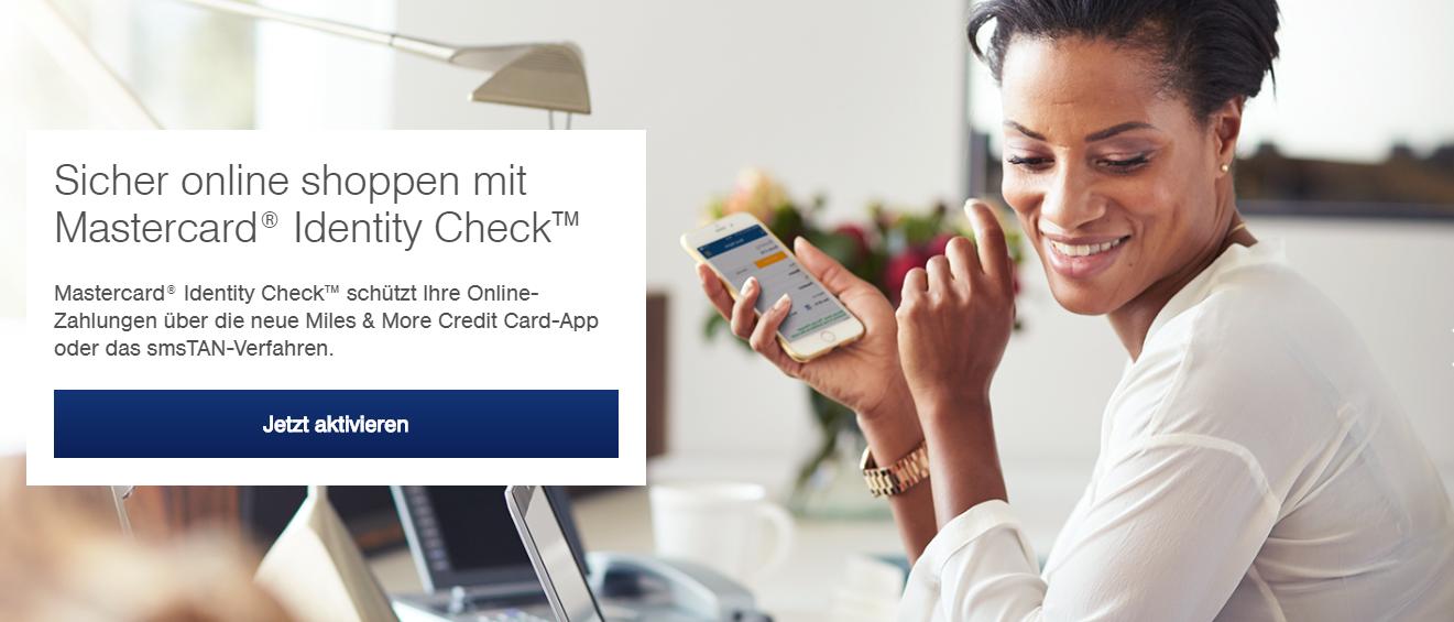 Die Miles and More Kreditkarten online bestellen. Kein neues Konto notwendig.